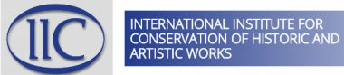 Conservator Bruce Wood is a Member of The International Institute for Conservation of Historic and Artistic Works